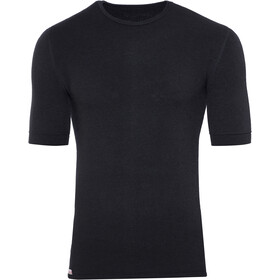 Woolpower 200 T-shirt, sort